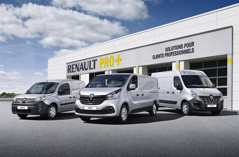 Renault Trafic vom Autohaus Koonen, SA, Eupen, Belgien